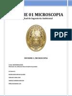 INFORME 1 MICROBIOLOGÍA