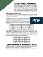 Tabla Periodica x