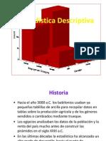 Definicion Estadistica Descriptiva