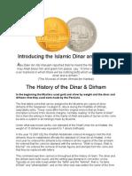Introducing the Islamic Dinar and Dirham