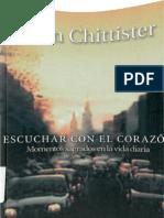 23400367 Chittister Joan Escuchar Con El Corazon
