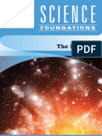 the Big Bang Science Foundations