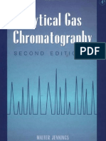 Analytical Gas Chromatography, 2nd Edition