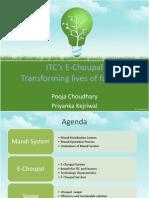 ITC e Choupal