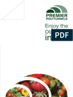 2013 Polytunnel Brochure
