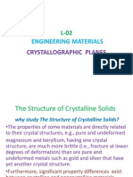 l02-Crystallographic Planes