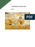 Secrets of Srimad Bhagavad Gita RevealedV4.3