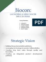 Biocon.