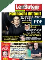 LE BUTEUR PDF du 26/10/2012