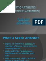Septic Arthritis 97-03