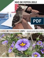 CATÁLOGO DE FOTOS - CURSO DE FOTOGRAFIA DIAZ CAMPO