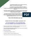 Credit Card Service Agreement[1] - ACS Credir Services