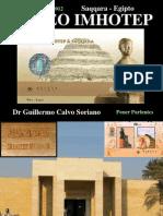 Museo Imhotep - Saqqara - Egipto