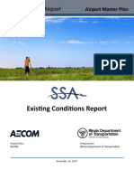 Draft Existing Conditions Report - Third Airport
