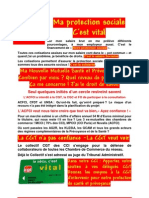 Tract Marche Sante Prevoyance