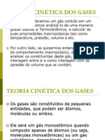 Teoria Cinetica Dos Gases