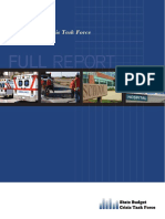Report of the State Budget Crisis Task Force Full