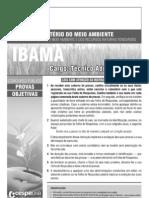 CESPE - IBAMA - Técnico Admaninistrativo 2012
