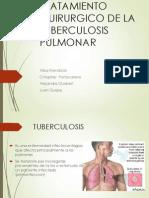 Tto Quirurgico de La TB