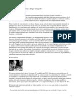 Definicion Corrientes Psicoanalisis