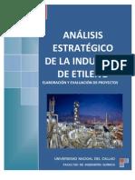 Análisis Estratégico de la Industria de Etileno