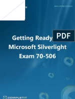 Getting Ready for Silverlight Exam Preview
