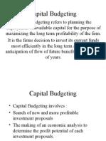 Capital+Budgeting