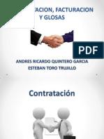 Contratacion, Facturacion y Glosas