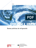 GTZ Buenas Practicas en Refrigeracion Final Web
