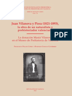 Juan Vilanova y Piera