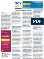 Pharmacy Daily for Mon 26 Nov 2012 - ADHD meds and crime, Long living Aussies, Cell culture vaccine, Immunisation resource and much more...
