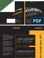 Continental Catalogue 2009 En