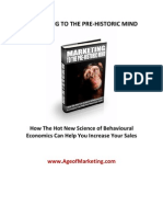 Marketing to the Prehistoric Mind eBook Administrator