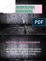 Microbiologia Periodontal