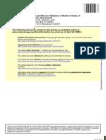 Johnson Et Al.2006. Felidae Phylogeny