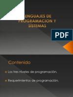 Lenguajes de Programacion y Sistemas