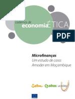 Microfinanças – Estudo de Caso AMODER