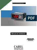 Reloj Digital Carel Pj32manual