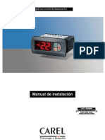 Reloj Digital Carel Pj32manual