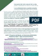 Info Protocolo Aydo Agua