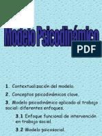 Modelo Psicodinamico[1]..