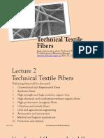 Technical Textile Fibers