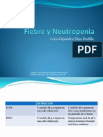Fiebre y Neutropenia 2011