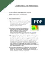 Informe de Laboratorio 5 -- Materiales