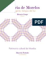 9. Patrimonio cultural de Morelos, Marcela Tostado (coord.)