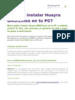 huayra-instalar
