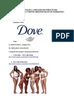 Campania Dove - Comunicarea Integrata - Oros Robert