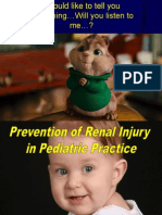 How to Prevent Renal Injury