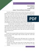 Executive Summary Fiscal and Monetary Environment _ GBE