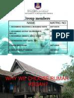 Presentation Rumah Kedah